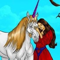 Colorear un Unicornio