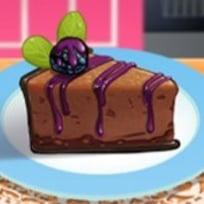 La Clase de Cocina de Sara: Tarta de Queso de Zarzamora y Chocolate
