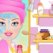 Juego de Barbie para Vestir y Maquillar