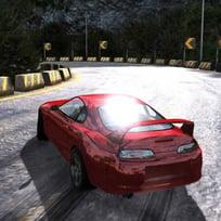 Burnout Drift: Hilltop