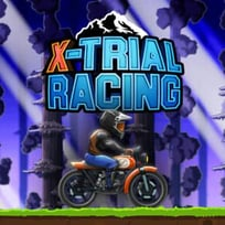 X Trial Racing Mountain Adventure