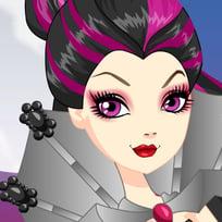 Thronecoming Raven Queen Dress Up