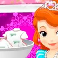 Juegos De Princesita Sofía Juega Gratis En Paisdelosjuegos