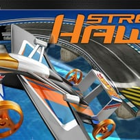 Hot Wheels Street Hawk