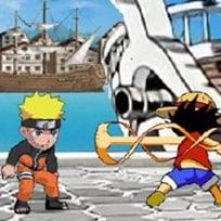 Luchadores Anime 2