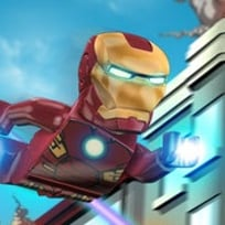 Iron Man - Lego Adventures