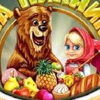 Masha and Bear: At a Picnic