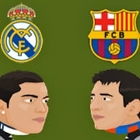 La Liga: Football Heads