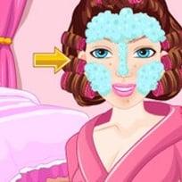 Juego De Maquillar A Barbie Juega Gratis En Paisdelosjuegos