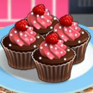 Cours De Cuisine De Sara Cupcakes Chocolat Framboise