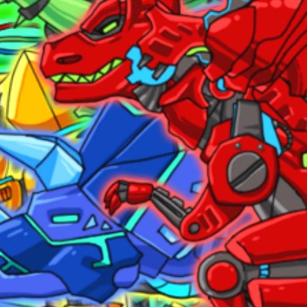 DINO ROBOT: DINO CORPS Online - Play for Free on Poki