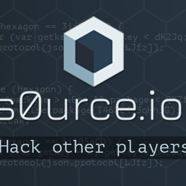 S0URCE IO Online - Play S0urce io for Free on Poki