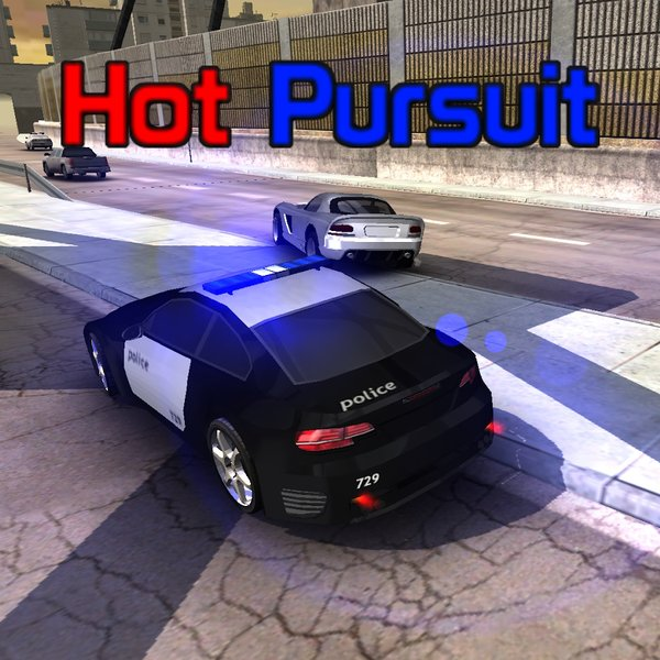 POLICE VS THIEF: HOT PURSUIT Online - Play for Free on Poki