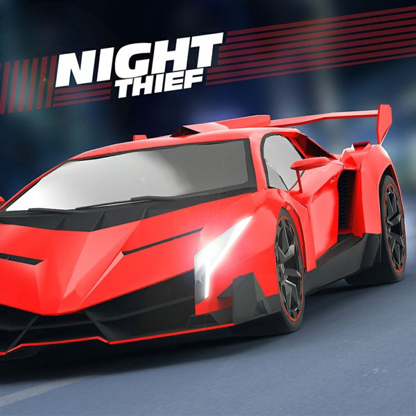 Parking Fury 3d Night Thief Online Play For Free At Poki Com