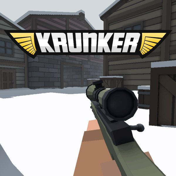 KRUNKER IO Online - Play Krunker io in Fullscreen on Poki