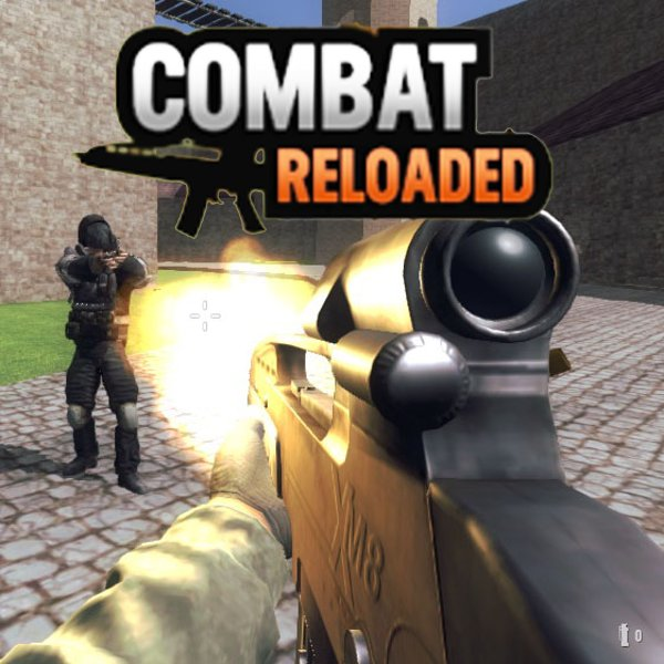 COMBAT RELOADED Online - Play Combat Reloaded for Free on Poki