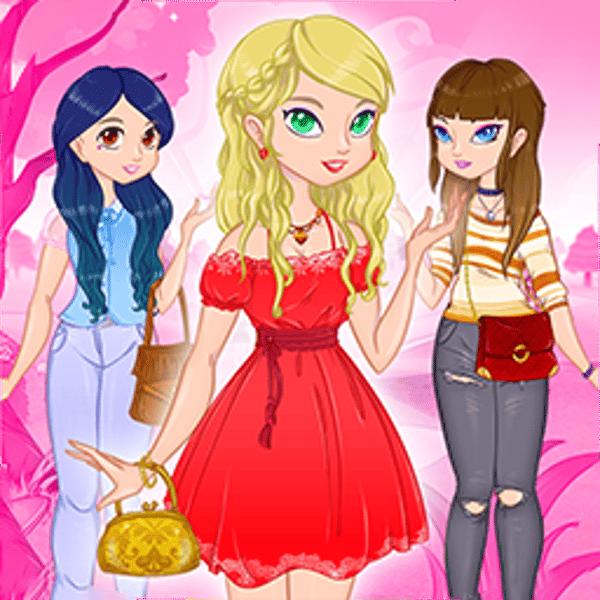 Dress Up The Lovely Princess Online Joaca Gratis Pe Poki
