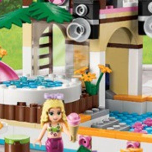 Lego Friends Im Wasserpark Online Spiele Kostenlos Auf Poki