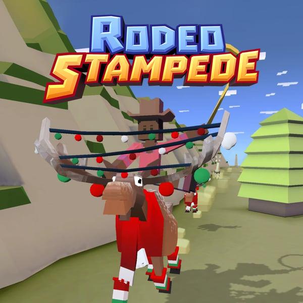 Rodeo Stampede Mountainsعبر الإنترنت ־ العب مجانًاعلىpoki