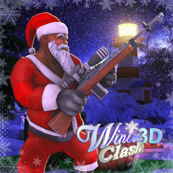 Play Winter Clash 3D On Poki