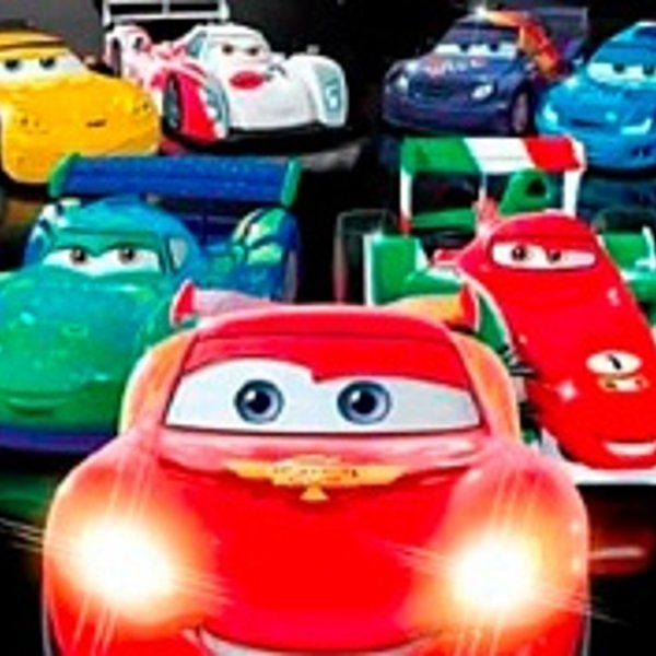 Cars 2 World Grand Prixعبر الإنترنت العب مجاناعلىpoki
