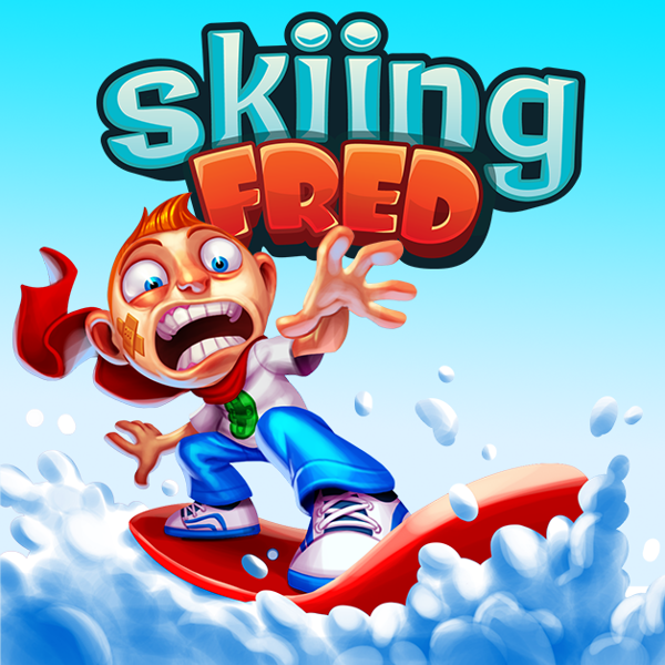 Skiing Fred Jouer 224 Skiing Fred Gratuitement Sur