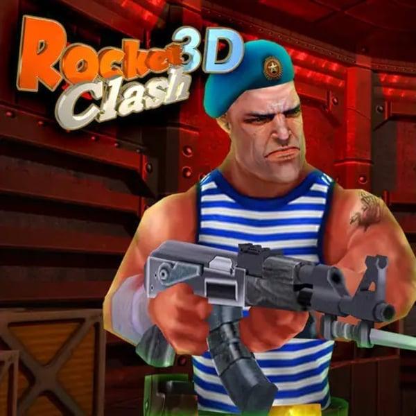 Play Rocket Clash 3D For Free On Poki