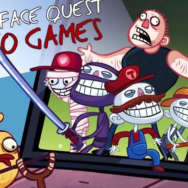TROLL FACE QUEST: VIDEO GAMES Online - Jogue Grátis no Poki