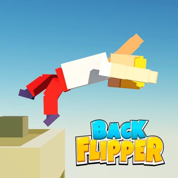 BACKFLIPPER Online - Play Backflipper for Free on Poki