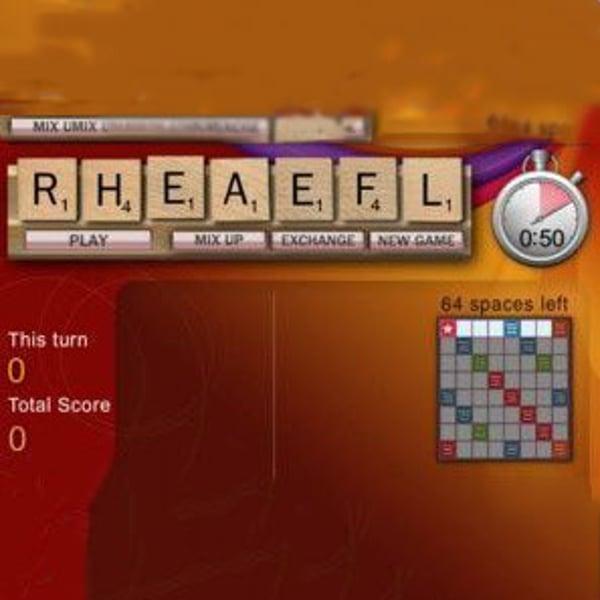 SCRABBLE SPRINT Online - Play Scrabble Sprint for Free on Poki