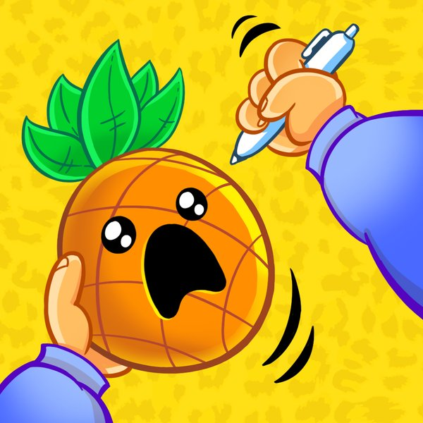 PINEAPPLE PEN Online - Play Pineapple Pen for Free on Poki