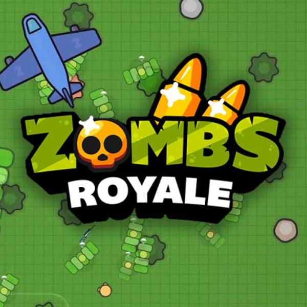 ZOMBS ROYALE - Play ZombsRoyale io in Fullscreen on Poki