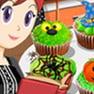 Halloween Cupcakes: Sara's Cooking Class