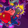 El Capitán May-Ham contra los Conejitos Invasores