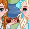Cambio de Imagen para la Graduación de las Hermanas de Frozen