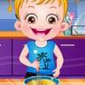 La Hora de Cocinar de la Bebé Hazel