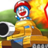 El Ataque de Tanques de Doraemon