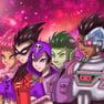 Teen Titans Go Night Begins To Shine