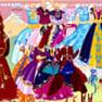 Shiney Princess Dress Up 3