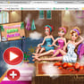 Princesses Sauna Realife