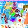 Shiney Princess Dress Up 5