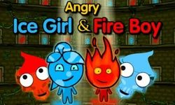 Angry Fireboy and Watergirl