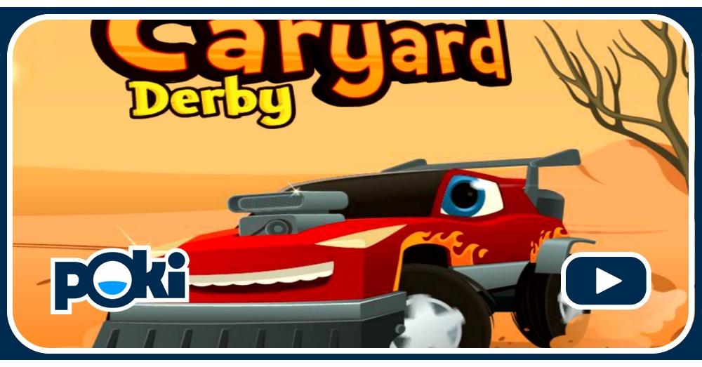 Jogo Car Yard Derby Grátis