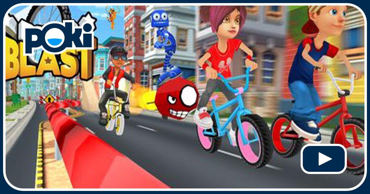 Jogue Bike Blast Grátis