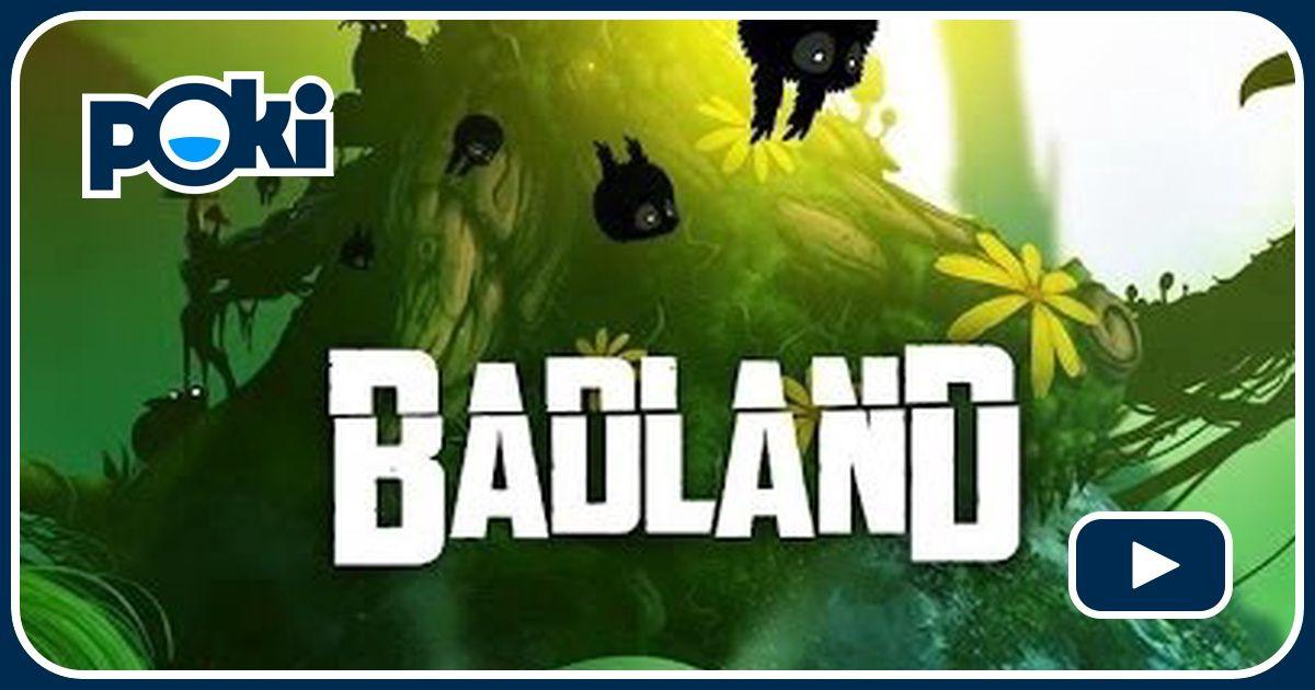 Jogue Badland Grátis
